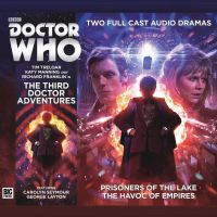 Doctor Who The Third Doctor Adventures Volume 1 - Audio CD Set